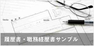 職務経歴書(履歴書)ダウンロード